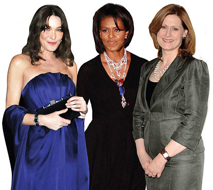The G-20 Wives Style