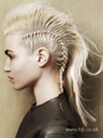 British hairdresser of the year 2010 Angelo Seminara