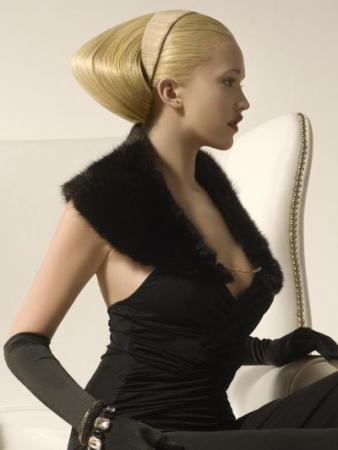 Refreshing styles of Marjorie Clarke
