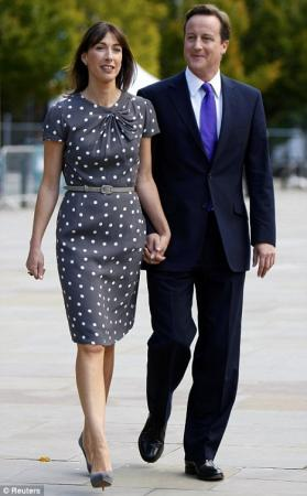 First couple of Britain