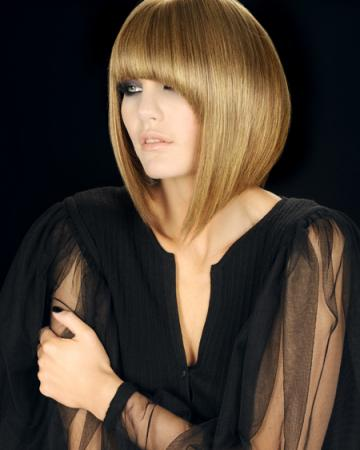British Hairdressing Awards 2010 Finalists' Collections